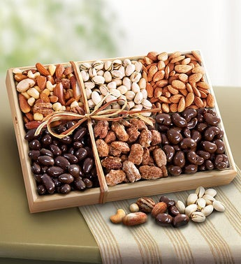 Copper Canyon Sweet  Savory Nuts Assortment