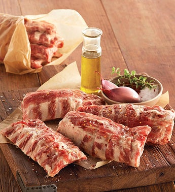 Stock Yards Baby Back Ribs - Uncooked