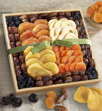 Mosaic Premium Dried Fruit Tray