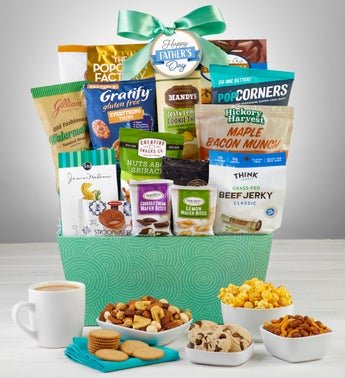 Happy Fathers Day Gift Basket