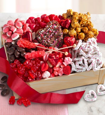 Candy Craves Sweet Surprises Valentine Crate