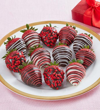 Cupid's Choice Chocolate Dipped Strawberries
