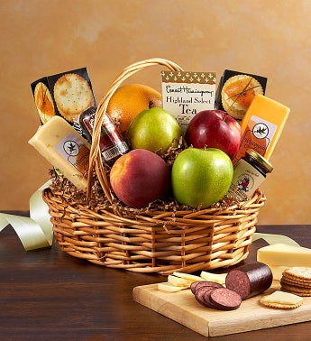 Fruit  Gourmet Basket