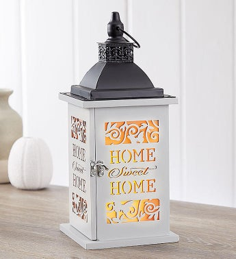 Home Sweet Home LED Lantern