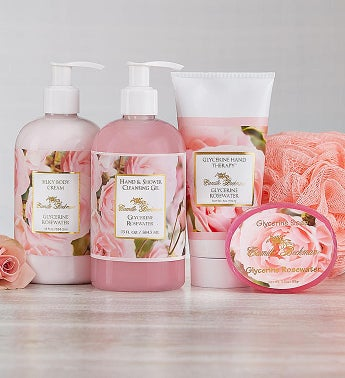 Camille Beckman® Spa Rosewater Gift Set