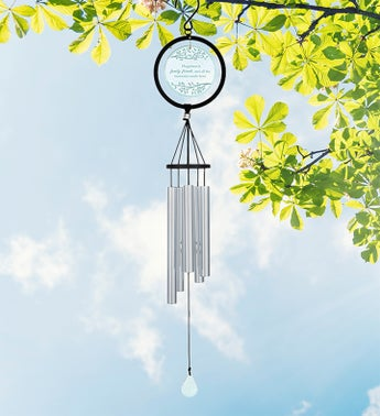 Happiness is Family Windchime