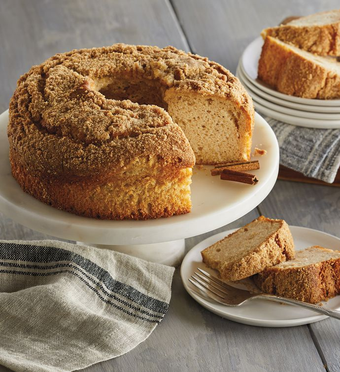 Wolferman39s174 Cinnamon Sour Cream Coffee Cake
