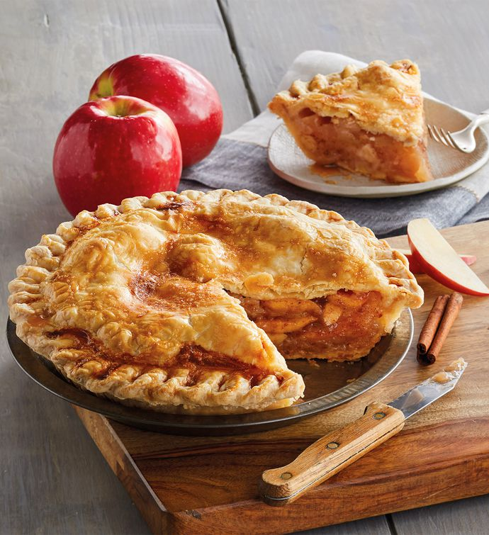 American-Style Apple Pie