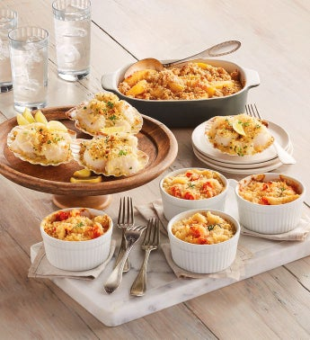 Lobster Truffle Mac and Cheese Meal
