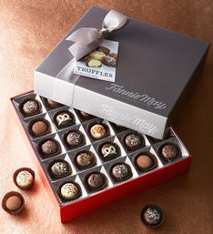 Fannie May Truffles 25 pc Gift Box