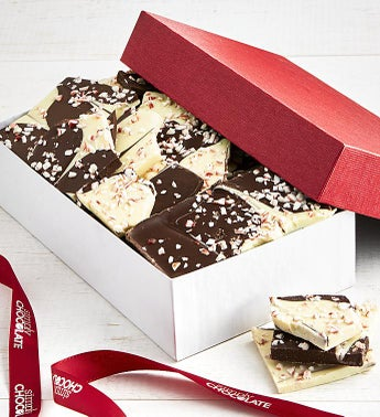 Long Grove Chocolate Peppermint Bark