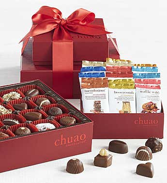 Chuao Chocolatier Artisan Bars & Bon Bons Tower
