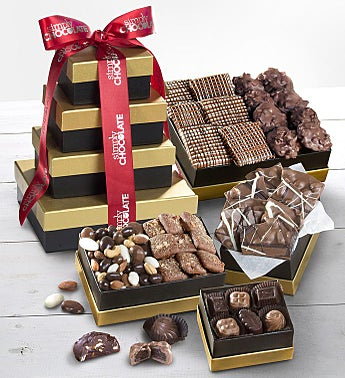 Simply Chocolate Divine Distinction Gift Tower