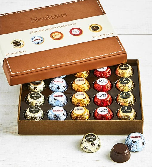 Neuhaus Belgian Liquor Chocolates Box