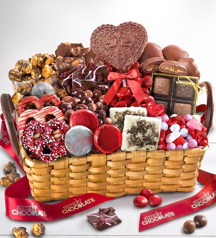 Simply Chocolate Brand Favorites Simply Chocolate