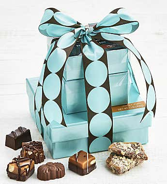 V Chocolate Artisan Tower