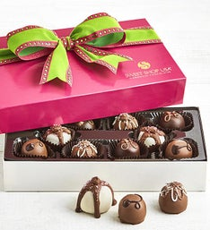 The Sweet Shop Spring Truffles 10pc Box
