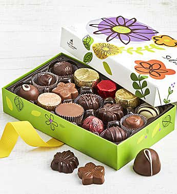 Lake Champlain® Spring Chocolates Box 15 pc