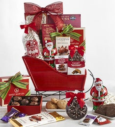 Chocolate Sleigh Ride