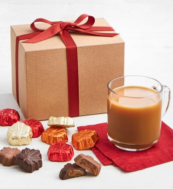 Lake Champlain Wrapped Chocolates  Fall Coffees