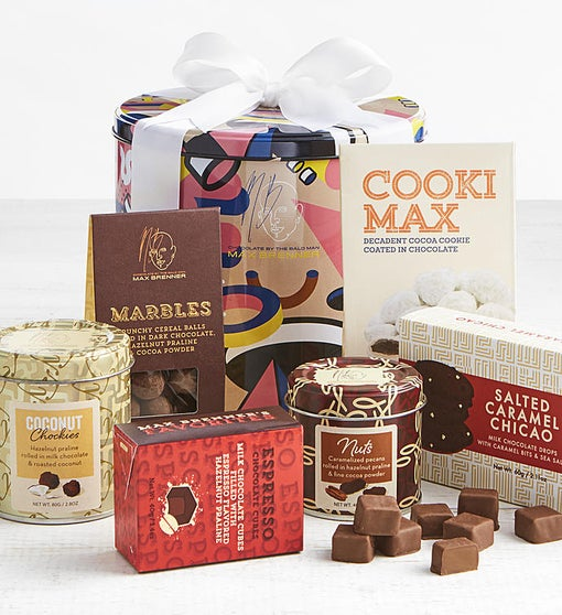 Max Brenner Deluxe Chocolate Art Collection