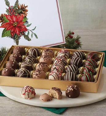 Harry & David® Limited Edition Holiday Truffles