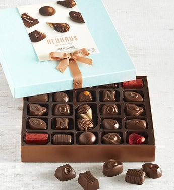 Neuhaus All Milk Assorted Belgian Chocolates 25 pc