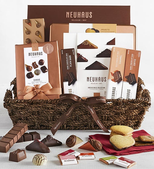 Exclusive Neuhaus Ultimate Taste Tour Gift Basket