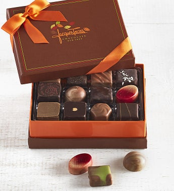 Jacques Torres Choice Chocolates Collection 12pc