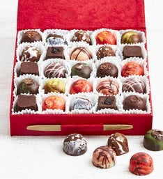 Knipschildt Chocolatier Signature Collection 25pc