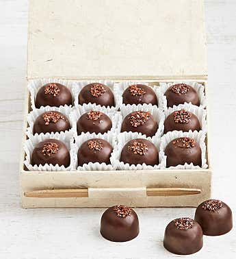 Knipschildt Caramel & Sea Salt Collection 12pc