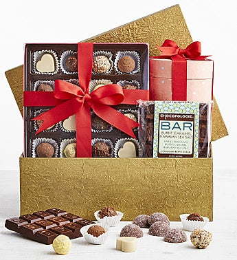 Knipschildt Exclusive Chocolate Treasures Gift Box