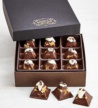 Kohler Chocolate Dark Mountain Toffee