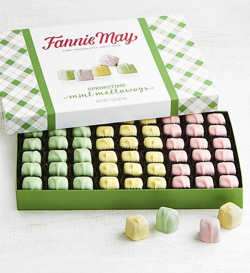 Fannie May® Spring Mint Meltaways 1 LB