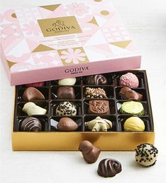 Godiva 16pc Limited Edition Spring Chocolates Box