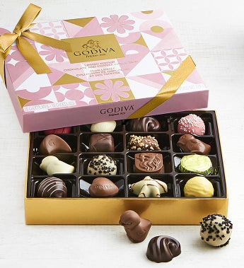 Godiva 16pc Limited Edition Chocolates & Truffles