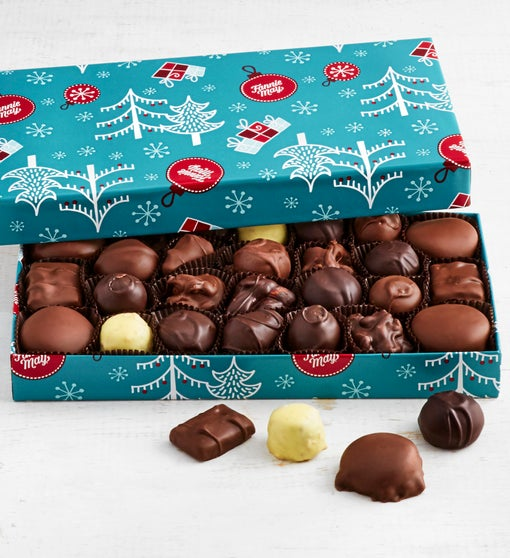 Fannie May Chocolates Holiday Colonial Assortment