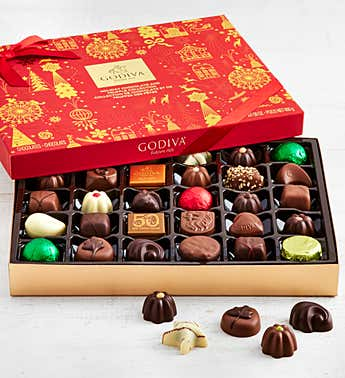 Godiva Ltd Edition 2020 Holiday Chocolates