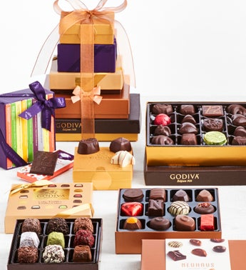 Exclusive Grand Chocolates of Distinction Tower