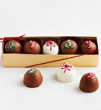 The Sweet Shop Holiday Truffle Flight