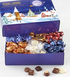 Harry London 3LB Chocolates Holiday Box