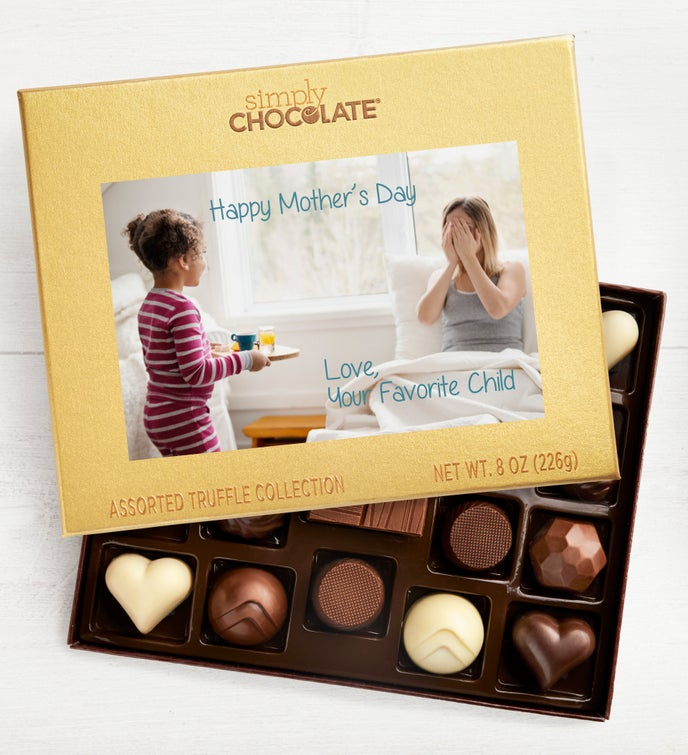 Breakfast in Bed 19pc Chocolate Box