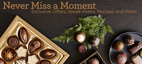 Never Miss A Moment with Simply Chocolate
