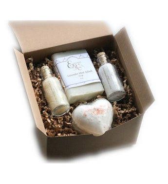 Bath Lover Gift Set Bridesmaid