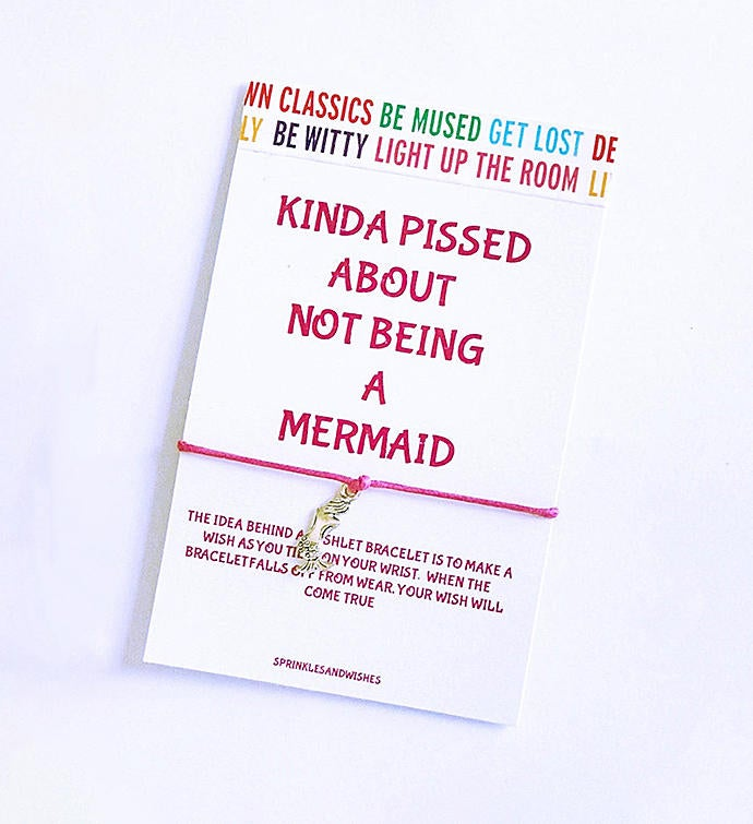 Mad Mermaid Wish Bracelet