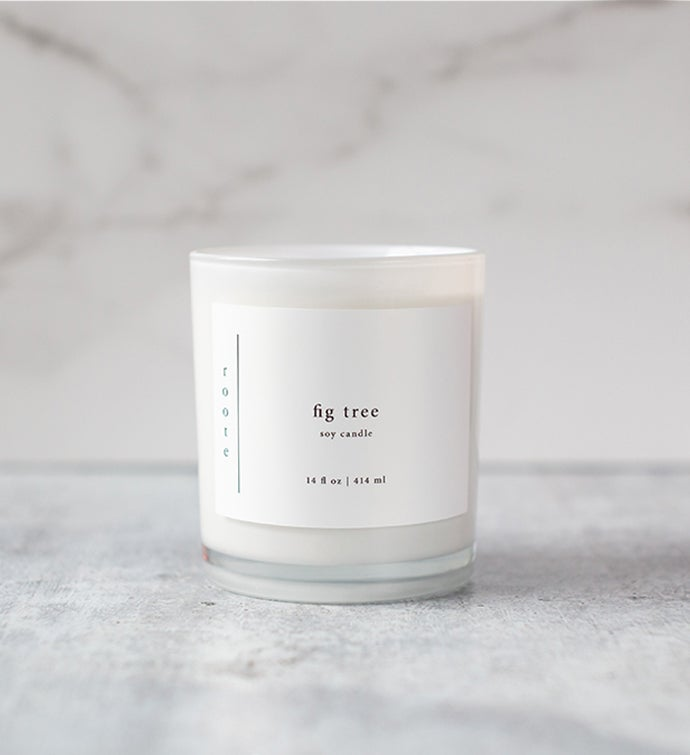 Fig Tree Soy Candle