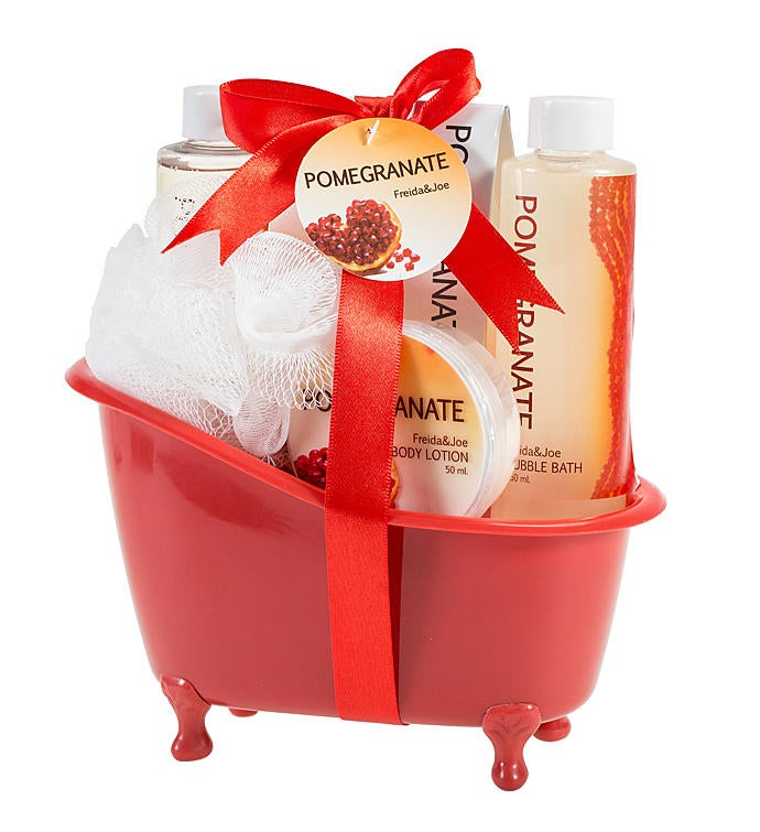 Spa Bath and Body Gift Set