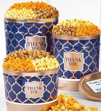 Shining Sentiments Popcorn Tins