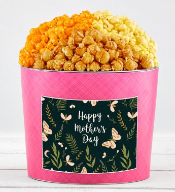 Tins With Pop Happy Mothers Day Butterflies